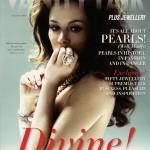 Anna Friel topless pour Vanity Fair