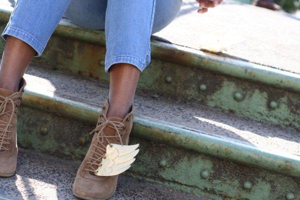 Des ailes pour une fée