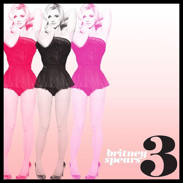Britney Spears ... son nouveau single 3 et la pochette en bonus !!