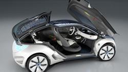 zoe 2 La gamme de voitures 100 % électriques de Renault