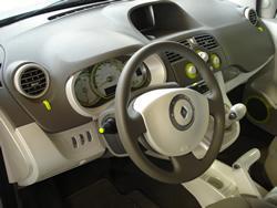 proto kangoo ze 2 La gamme de voitures 100 % électriques de Renault