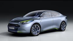 fluence 1 La gamme de voitures 100 % électriques de Renault