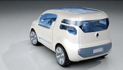 kangoo 2 La gamme de voitures 100 % électriques de Renault