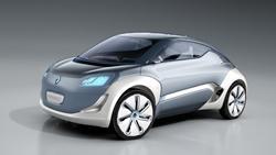 zoe 1 La gamme de voitures 100 % électriques de Renault