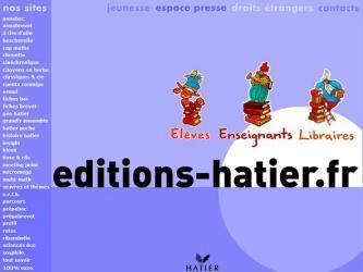 Hatier s'appuie sur Jouve pour ses manuels numériques