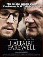 L'affaire Farewell : Kusturica réchauffe la Guerre Froide