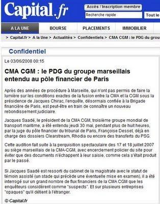 Marseille les tours de cons