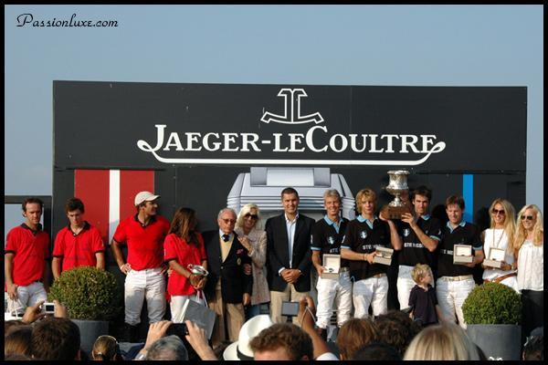 Jaeger-LeCoultre Open de France Polo Cup