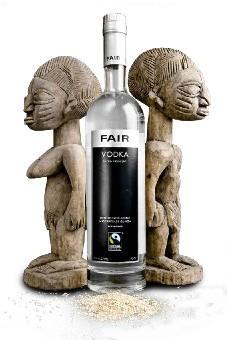 Fair Vodka, la première vodka équitable