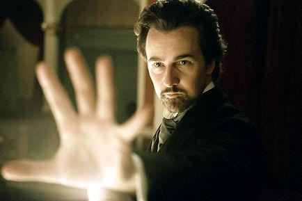 L'Illusionniste - Edward Norton