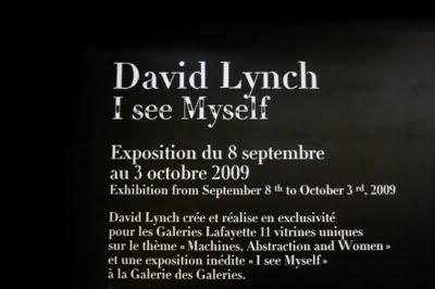 Lynch and himself