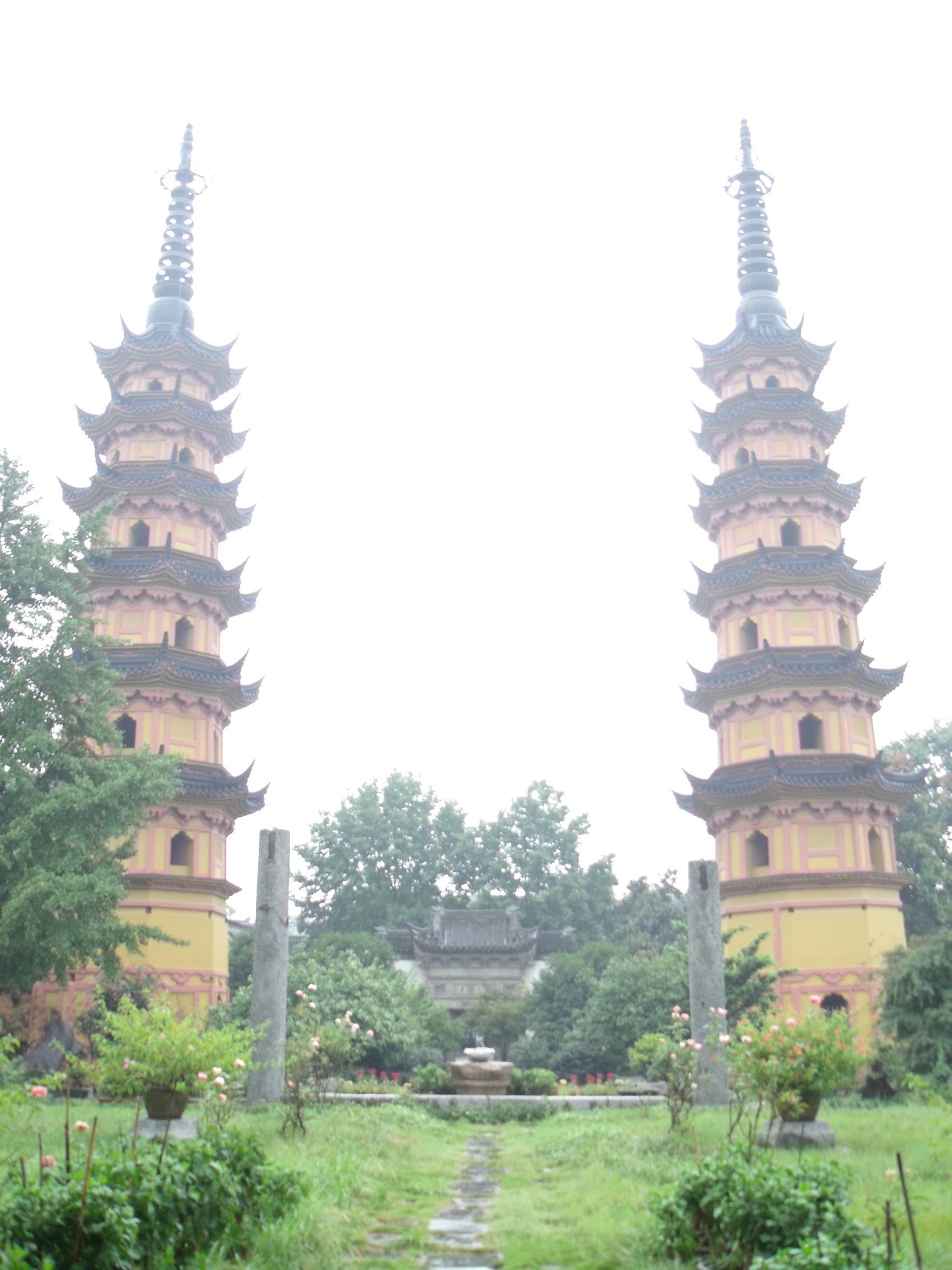 pagodes-jumelles