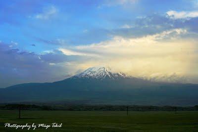 The Great Ağrı Mountain