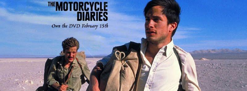 Carnets de voyage {The motorcycle diaries}