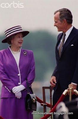 Une Reine 11 Présidents