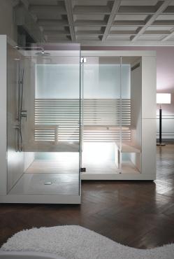 Sauna INIPI de Duravit by EOOS