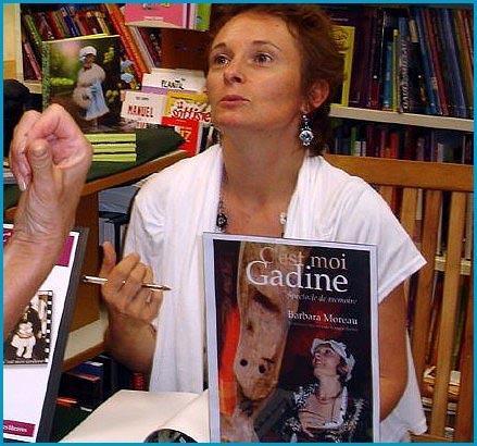 Une écrivaine, ex prof, handicapée ni pauvre ni soumise soutenue par le collectif!
