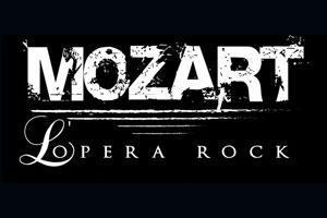 Mozart, l'Opéra Rock au Studio SFR aujourd'hui