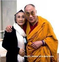 Canada : Visite du Dalaï Lama