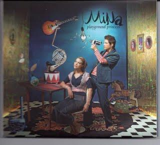 2007 - MiNa - Playround Princess - Reviews - Chronique d'un duo possédant un charme fou