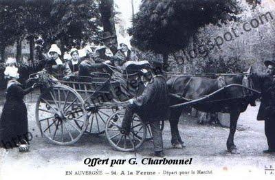 Les marchés d'Auvergne
