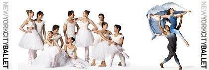 The New York City Ballet by Henry Leutwyler - 2010 Winter Season