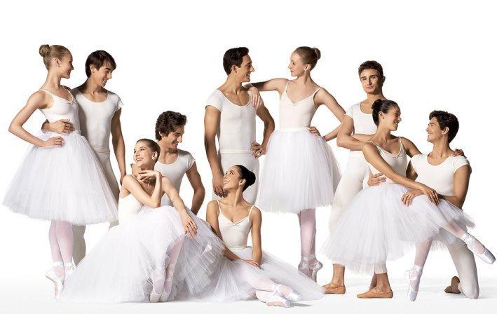 Henry Leutwyler for the NYC Ballet Winter Season 2010