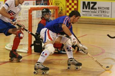 Championnat monde jeunes : France 17 - 0 USA