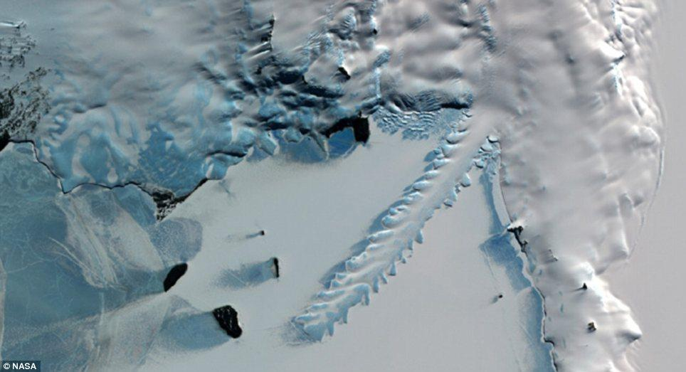 glacier3 Attention : Glaciers en voie de disparition