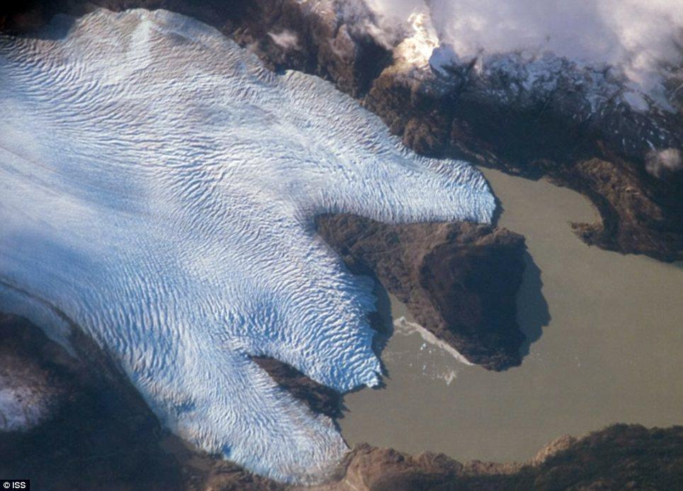 glacier54 Attention : Glaciers en voie de disparition