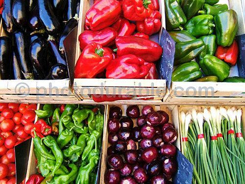 Acheter des fruits et légumes de saisons