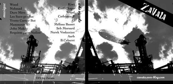 Un Book CD pour Zavata