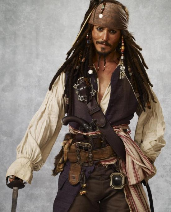 Disney ne veut pas remplacer Depp dans Pirates des Caraïbes 4