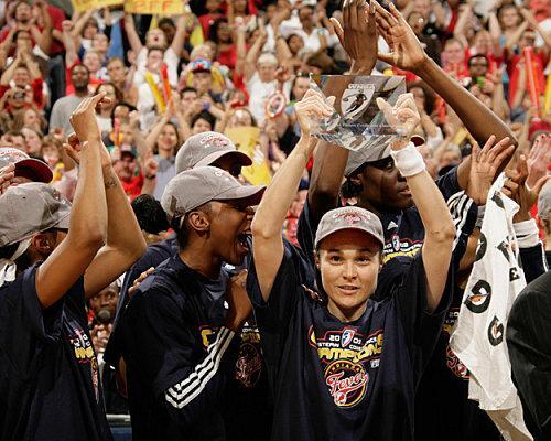 WNBA: Phoenix - Indiana en Finale.