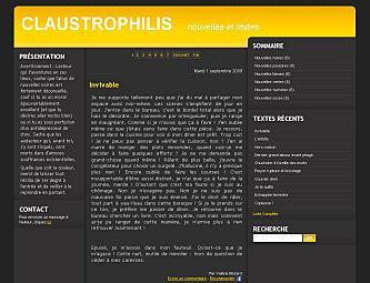 Claustrophilis...