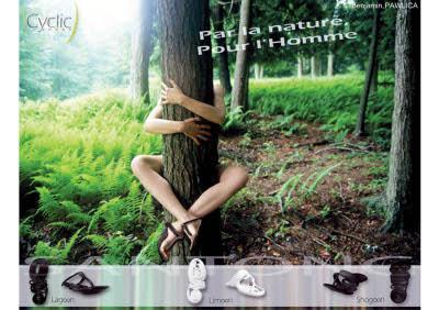 Cyclic-Shoes par benjamin Pawlica