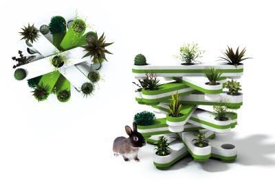 Module pour végétaux  Bingale par benjamin pawlica