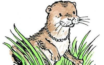 Un nouvel ami pour Winnie l'ourson : Lottie la loutre
