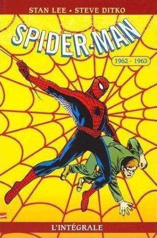 Tags : L'Intégrale Spiderman 1962-1963, L'Araignée, Steve Ditko, John Romita senior, Peter Parker, Mary Jane Watson, Gwen Stacy, Strange, Rhino, Bouffon Vert, Les Vengeurs, BD, bande dessinée, comics US, Marvel Comics Group