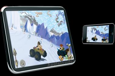 Apple : la tablette en janvier, avec magazines et manuels scolaires ?