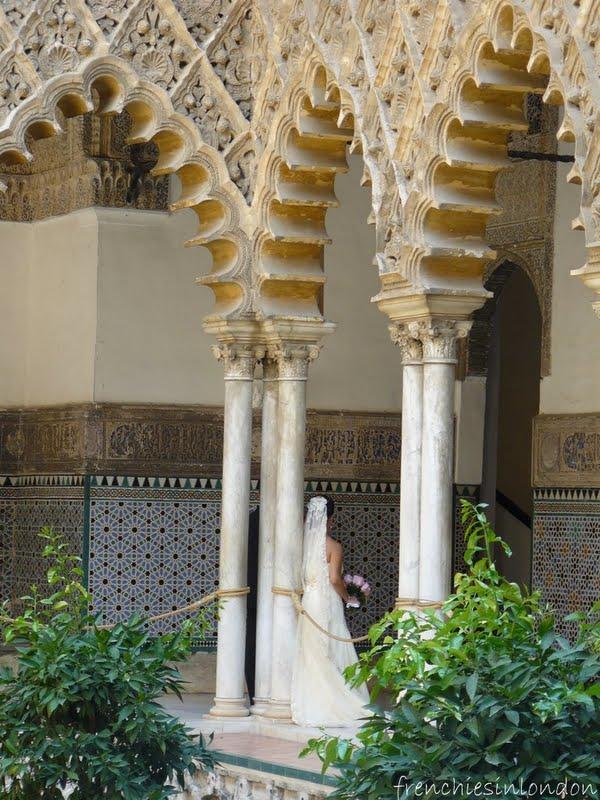 Seville, l'alcazar