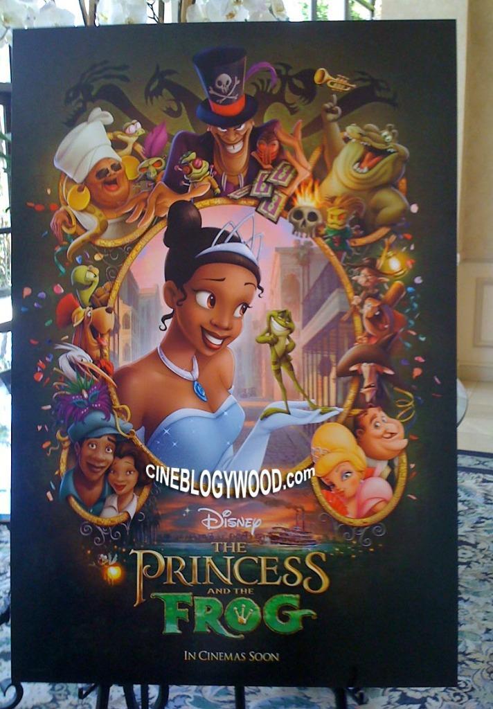 Disney Trip 5 : La Princesse et la grenouille, retour vers le futur  !