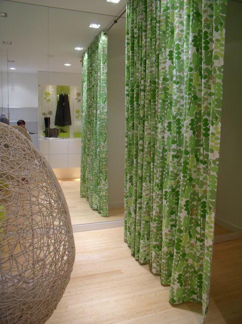 Designers guild fitting room
