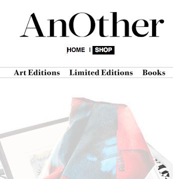 Another Store - e-commerce de magazine