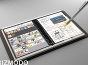 tablette tactile Courier Microsoft donne mode d'emploi