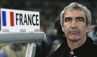 Raymond Domenech et la liste pour France ... Féroé et Autriche