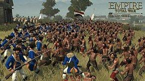 campagne Warpath dans empire total war