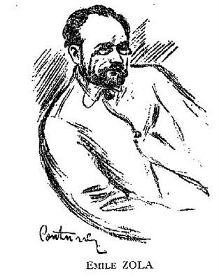 Emile ZOLA dans le Reporter de Paul BRULAT.