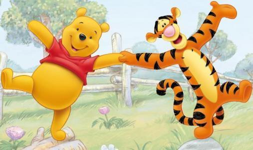 Winnie et Disney inspectent la lecture dans les foyers français