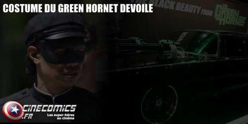 Le green hornet en tournage! Video !